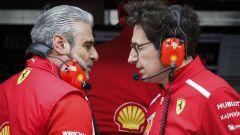 F1: clamoroso in Ferrari: Binotto team principal! Via Arrivabene
