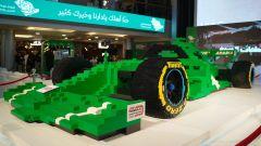 Gran Premio di Jeddah 2021: la Formula 1 diventa di LEGO. Il video