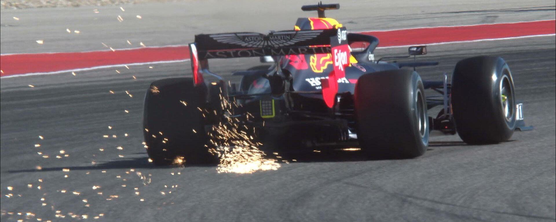 GP Usa 2019, Prove Libere 1: Verstappen 1°, poi Vettel e Albon