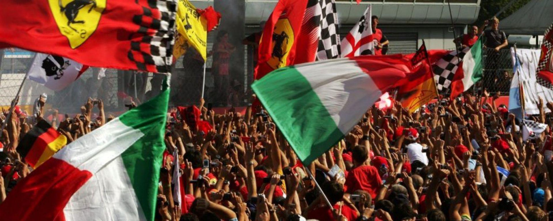 Bernie Ecclestone: la F1 ancora a Monza nel 2017