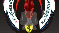 F1: ecco il nuovo casco 2018 di Kimi Raikkonen - Immagine: 3