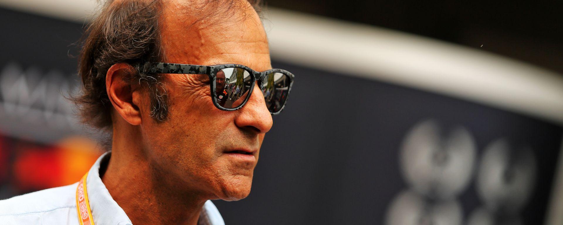 F1: Emanuele Pirro