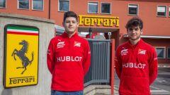 F1 Esport 2020, Ferrari con Enzo Bonito e David Tonizza