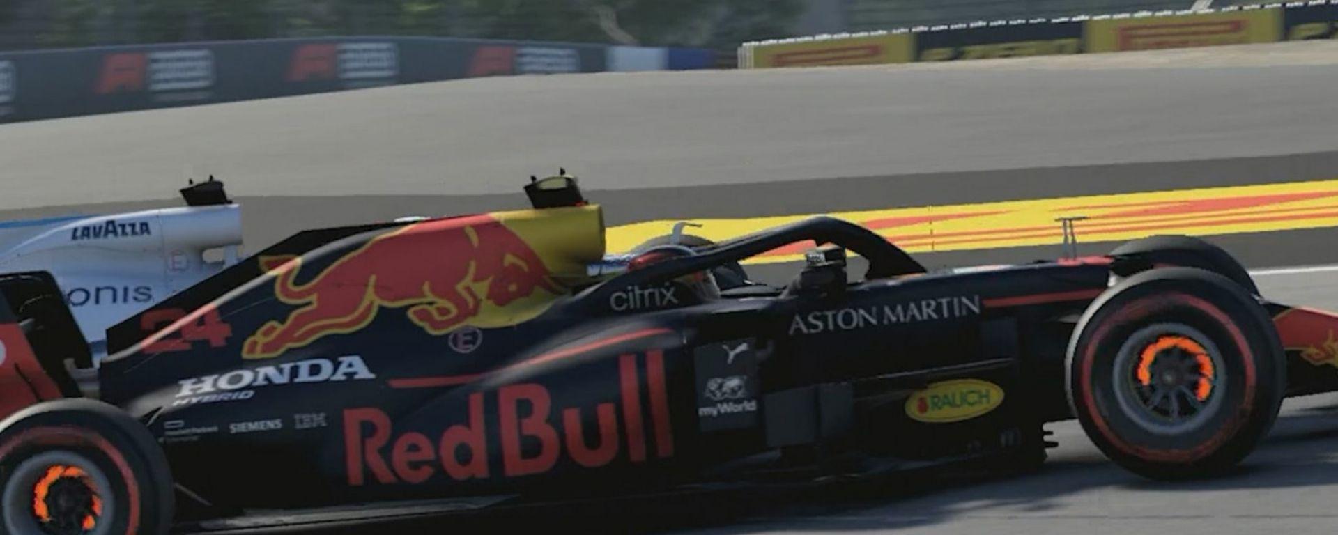 F1 Esport Pro Series 2020