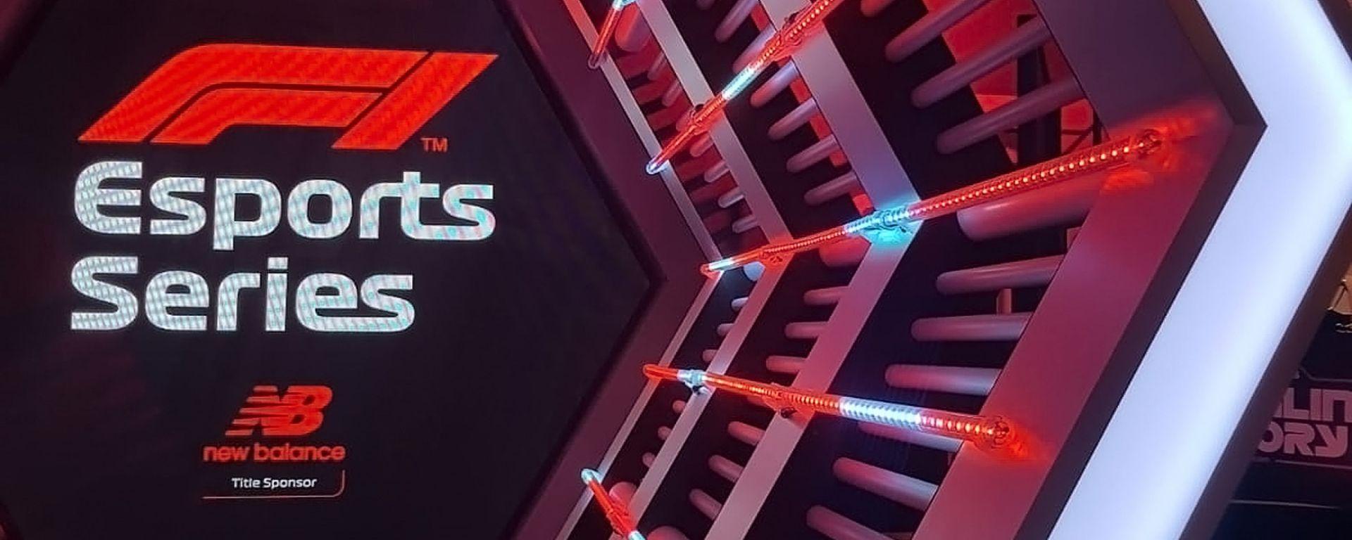 F1 eSport Series, la Ferrari sbarca (finalmente) nel virtuale