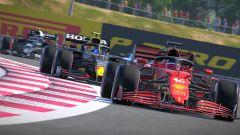 F1 Esports, diretta streaming delle prime gare 2021