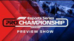 F1 Esports Pro Series 2021: il Preview Show