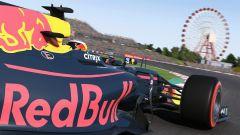 F1 eSports Series, a Suzuka con Daniel Ricciardo