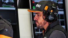 Fa discutere la possibile presenza di Alonso ai rookie test