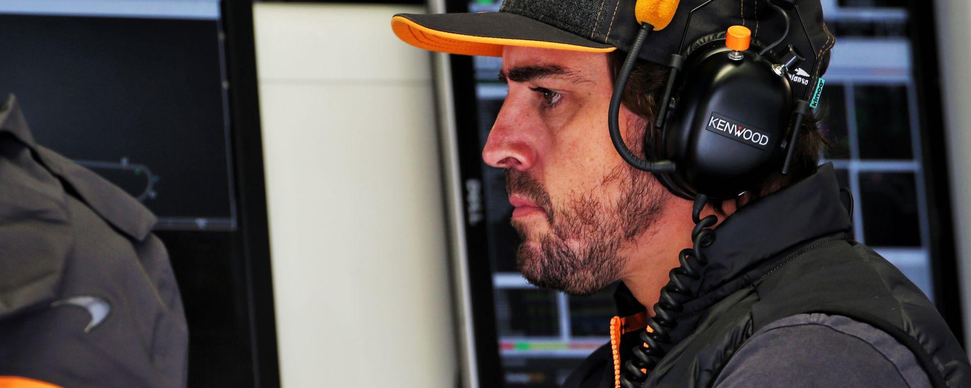 F1: Fernando Alonso