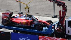 F1 Ferrari: Vettel, ancora un cambio…del cambio - Immagine: 1