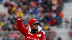 F1 Ferrari - Vettel: adoro i circuiti cittadini come Baku - Immagine: 3