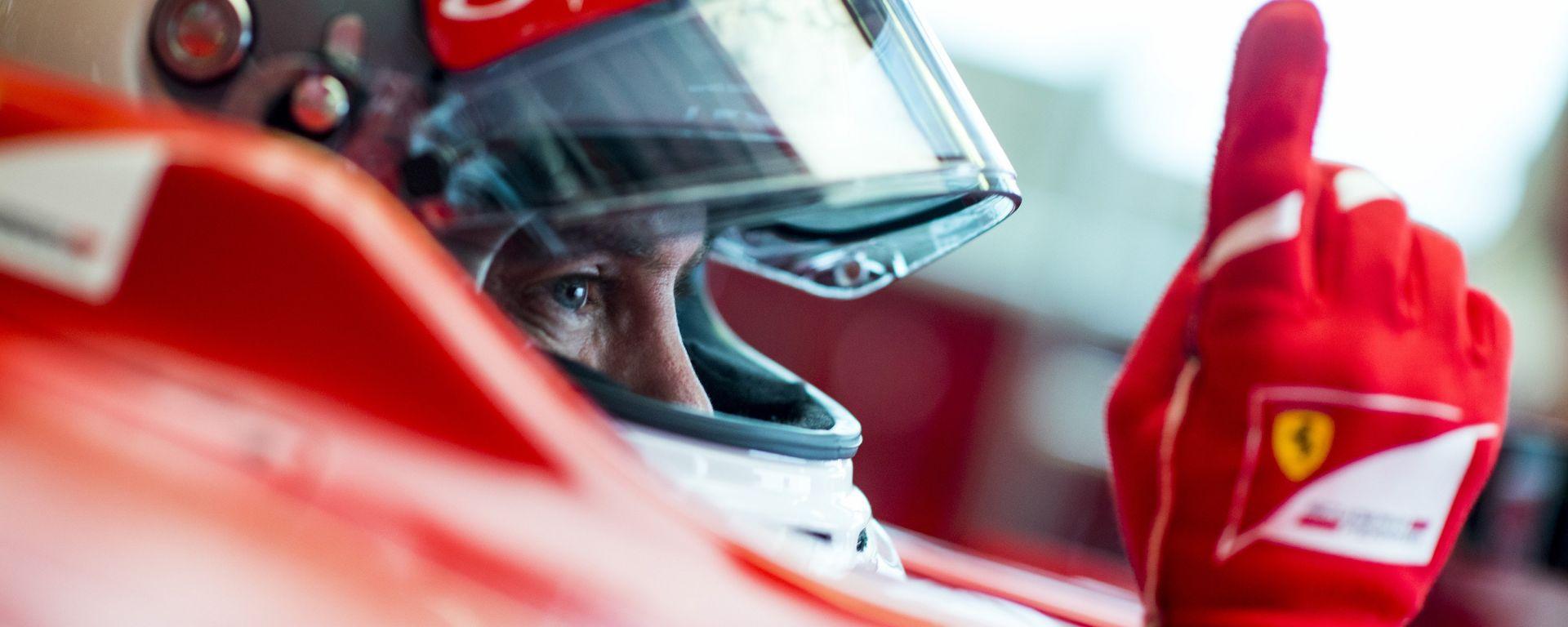 F1 Ferrari - Vettel: adoro i circuiti cittadini come Baku
