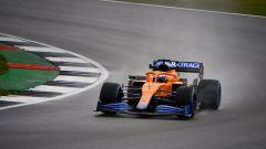 F1 Filming Day McLaren 2021, Silverstone: Daniel Ricciardo (McLaren-Mercedes)