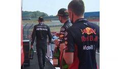 F1, GP 70esimo anniversario: Hamilton se ne va col trofeo di Verstappen