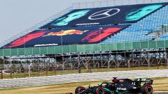 F1, GP 70esimo anniversario: Lewis Hamilton (Mercedes)
