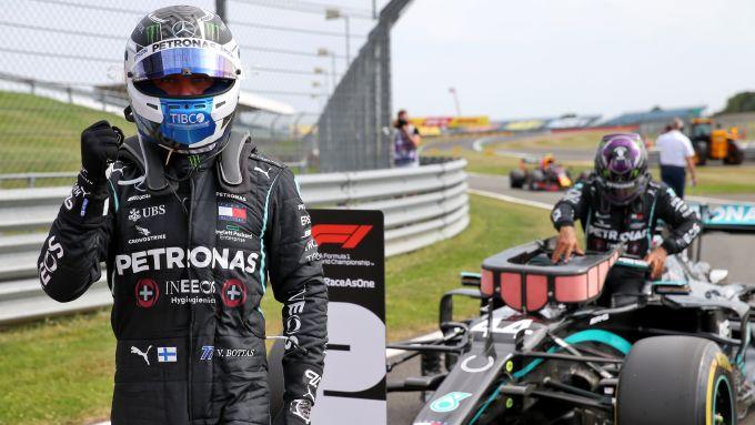 F1, GP 70esimo anniversario: Valtteri Bottas (Mercedes)