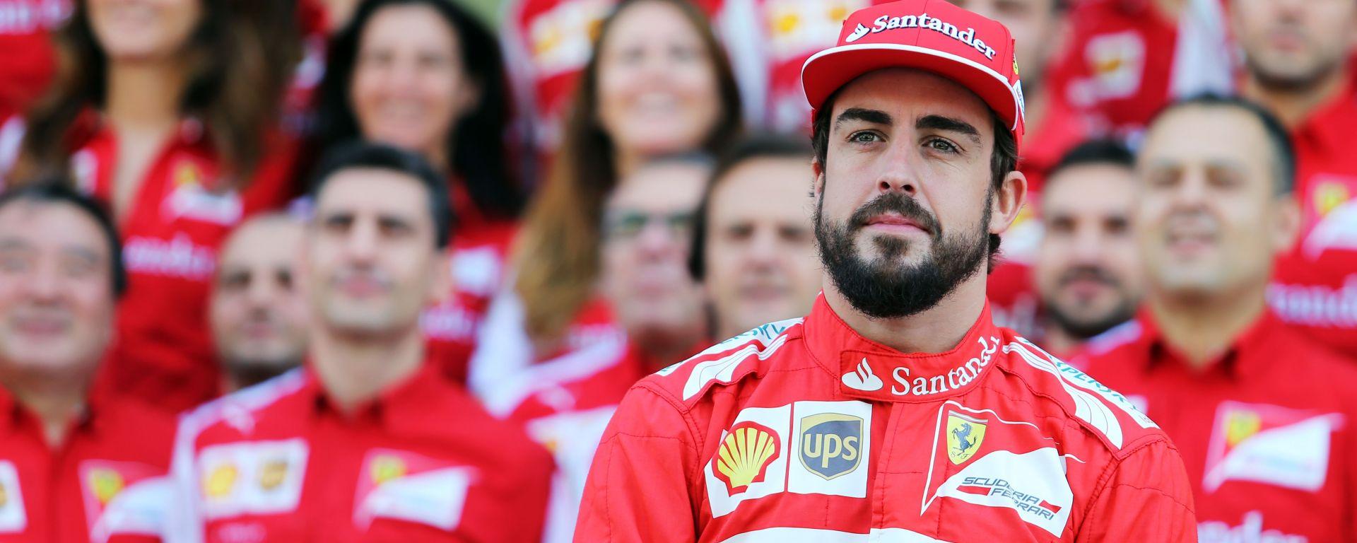 F1, GP Abu Dhabi 2014: Fernando Alonso (Ferrari)