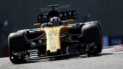 F1 GP Abu Dhabi 2017, Yas Marina: Nico Hulkenberg (Renault Sport F1)