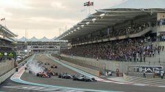 F1 GP Abu Dhabi 2018: gli orari tv Sky e TV8