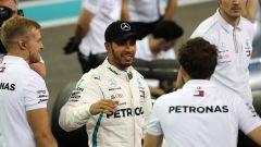 F1, GP Abu Dhabi 2018: Lewis Hamilton (Mercedes-AMG PETRONAS)