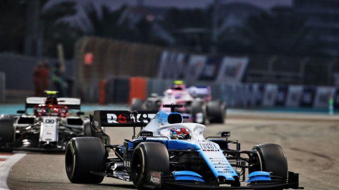 F1, GP Abu Dhabi 2019: George Russell (Williams)