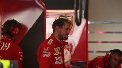 F1, GP Abu Dhabi 2019: Sebastian Vettel (Ferrari)