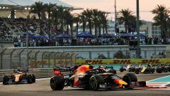 F1 GP Abu Dhabi 2019, Yas Marina: Alex Albon (Red Bull)