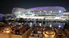 F1 GP Abu Dhabi 2019, Yas Marina: Atmosfera del circuito