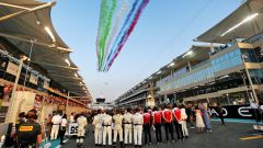 F1 GP Abu Dhabi 2019, Yas Marina: atmosfera