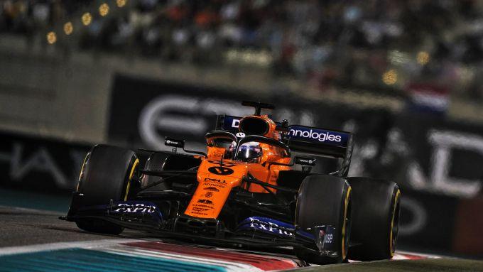 F1 GP Abu Dhabi 2019, Yas Marina: Carlos Sainz (McLaren)