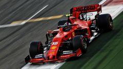 F1 GP Abu Dhabi 2019, Yas Marina: Charles Leclerc (Ferrari)