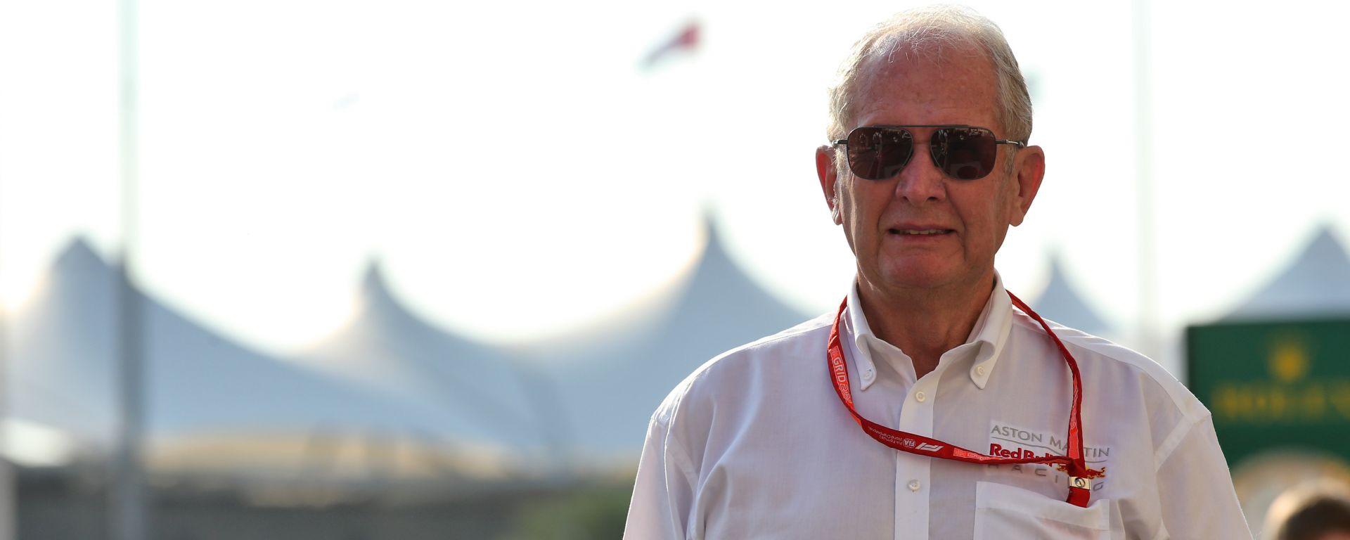F1 GP Abu Dhabi 2019, Yas Marina: Helmut Marko (Red Bull Racing)