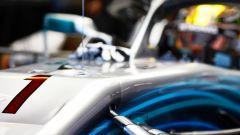 F1 GP Abu Dhabi 2019, Yas Marina: Lewis Hamilton con il numero 1 sulla Mercedes nelle PL1