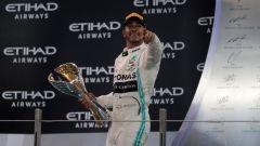 F1 Hamilton è un 2019 da record di punti