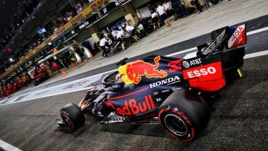 F1 GP Abu Dhabi 2019, Yas Marina: Max Verstappen (Red Bull)