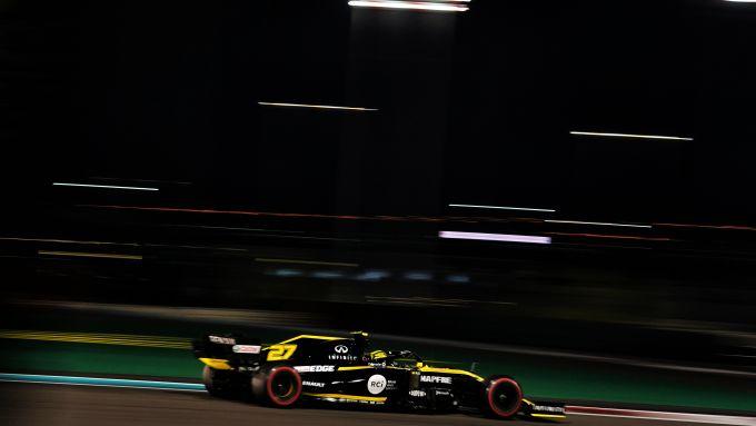 F1 GP Abu Dhabi 2019, Yas Marina: Nico Hulkenberg (Renault)