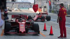 F1, la line-up completa dei test Pirelli di Abu Dhabi