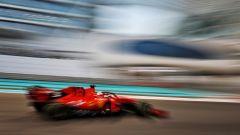 F1 GP Abu Dhabi 2019, Yas Marina: Sebastian Vettel (Ferrari)