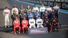 F1 GP Abu Dhabi 2019, Yas Marina: tutti i piloti