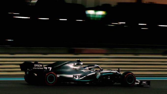 F1 GP Abu Dhabi 2019, Yas Marina: Valtteri Bottas (Mercedes) è il più rapido anche nelle PL2