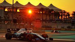 F1 GP Abu Dhabi 2019, Yas Marina: Williams