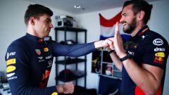 F1, GP Abu Dhabi 2020: Boxe Verstappen pugneggia verso il nome di Stroll