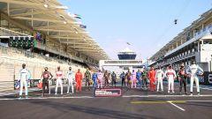 F1, calendario presentazioni mondiale 2021