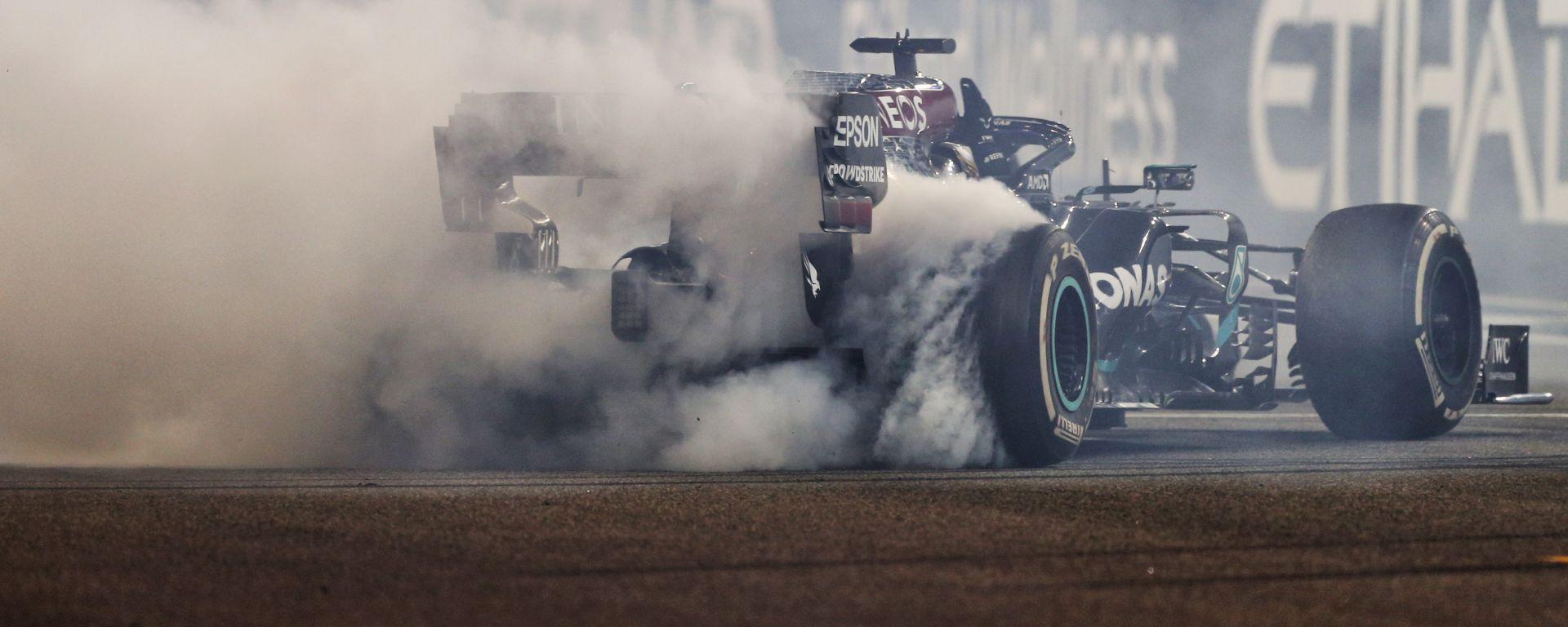 F1 GP Abu Dhabi 2020, Yas Marina: Lewis Hamilton (Mercedes AMG F1)