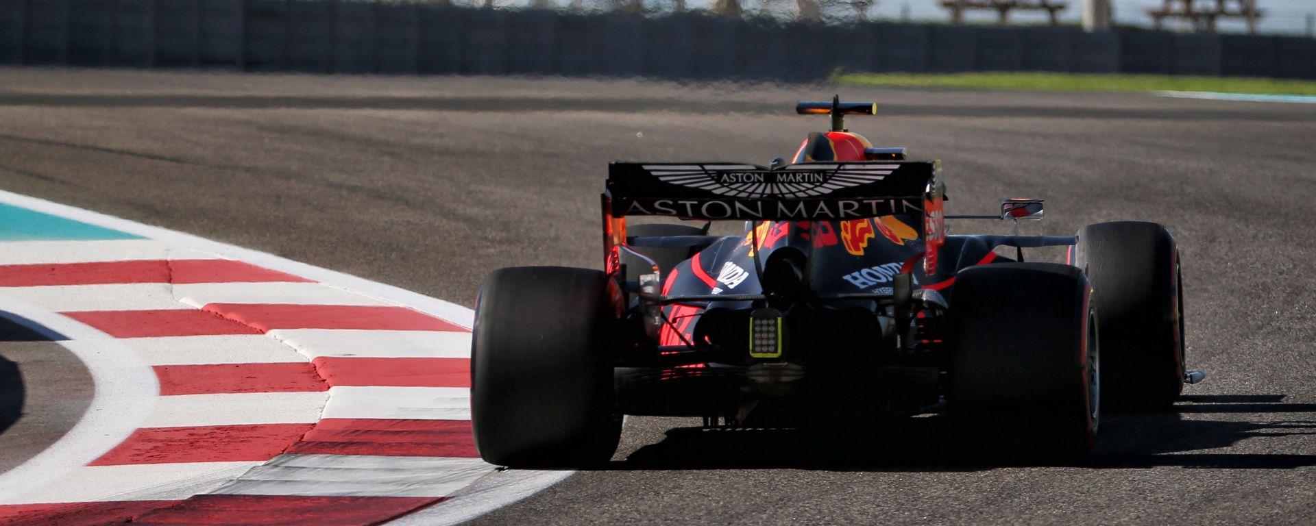 F1 GP Abu Dhabi 2020, Yas Marina: Max Verstappen (Red Bull Racing)