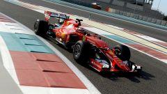F1 GP Abu Dhabi, Kimi Raikkonen