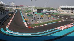 F1 GP Abu Dhabi, la pista dello Yas Marina (2)