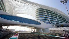 F1 GP Abu Dhabi, la pista dello Yas Marina