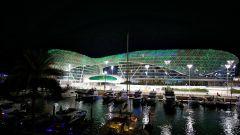 Albo d'Oro GP Abu Dhabi F1